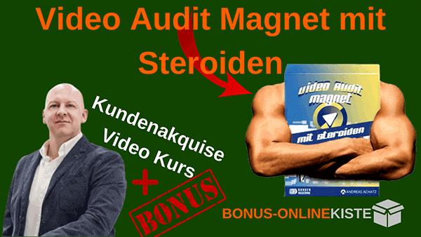 Kundenakquise Video Kurs von Andreas Achatz-Bonus Onlinekiste