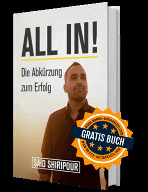 Online-Marketing-Buch-All-In-von-Said Shirippour