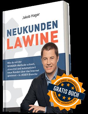 Online Marketing-Neukundenlawine-Gratis Buch